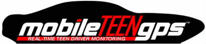 GPS vehicle tracking, GPS driver tracking, MobileTEENgps promotes safe teen driving.